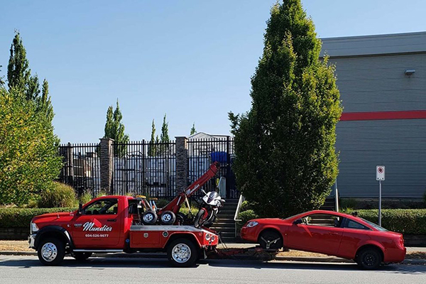 things to protect yourself when a towing company damaged your car